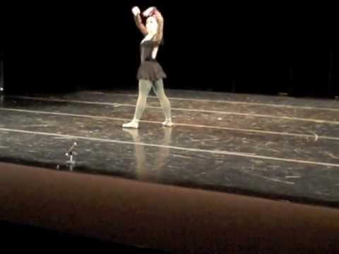 Ballet - crazy legs and feet on 16 year old!!! Video