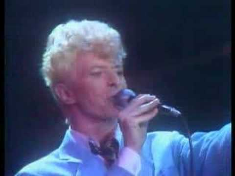 David Bowie - Let's Dance Video