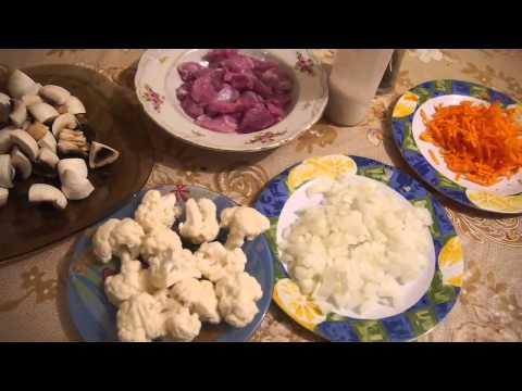 Как варить говяжье сердце - видео