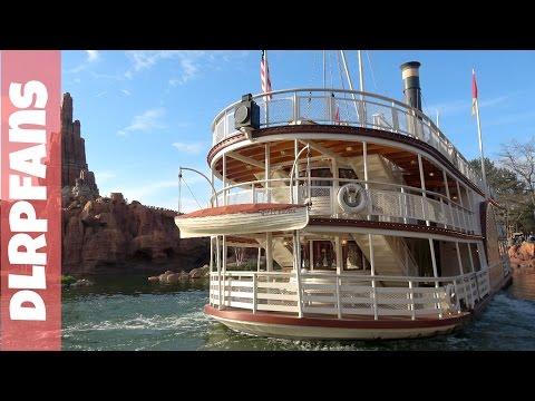 Molly Brown Riverboat at Disneyland Paris