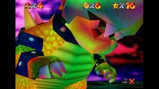Unfair Mario Speedrun