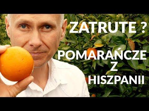 Zatrute Pestycydami Pomaracze Z Hiszpanii?? O Co Tu Chodzi?!  #143
