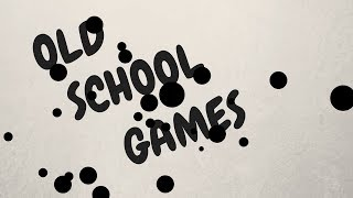 Old School Games [#1] | {Pacman, Galaga, Donkey Kong, Pong, Space Invaders}