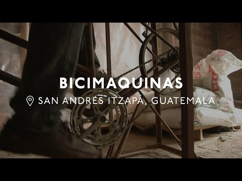 The Bicycle Machines of Guatemala