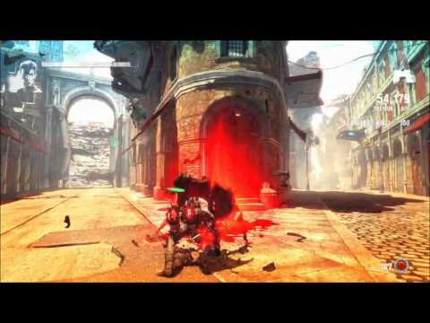 Devil May Cry (5) Captivate 2012 Gameplay video