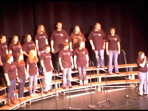 2013 Voices of the (603) - Prospect Mountain High School - In the Still of the Night