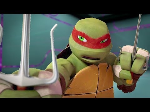 Teenage Mutant Ninja Turtles Legends - Part 111 - Turtles in Krang Lair