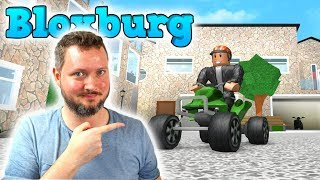 KØBER MIN ATV! - Roblox Bloxburg Dansk Ep 23