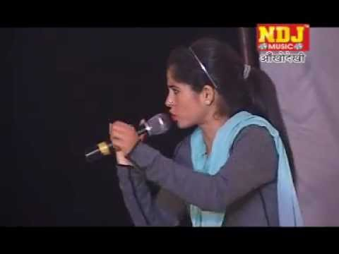 Preeti Chaudhary Hits  Haryanvi Ragni Ranga Rang Program By Ndj Music Blu Eyes video