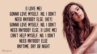 Hailee Steinfeld - Love Myself (Lyrics) 🎵