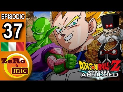 ZeroMic - Dragon Ball Z Abridged: Episodio 37 [ITA]