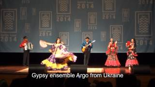Gypsy ensemble Argo from Ukraine