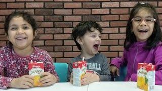 Wali, Hanna and Aliza #JohnnyJohnny Yes Papa Funny JOHNNY JOHNNY  #Kids