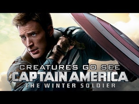 Creatures Go See Captain America: The Winter Soldier (Movie...