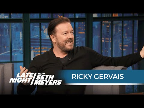 Ricky Gervais' Brilliant Plan for Donald Trump