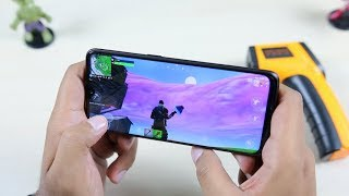 Realme 3 Pro Gaming Review with PUBG Mobile & Fortnite | Heating & Battery Drain Test , Hindi