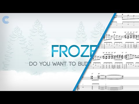 Clarinet - Do You Want to Build a Snowman - from Disney Frozen - Sheet Music, Chords, & Vocals