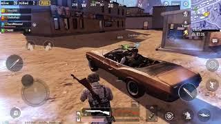 Pubg Funny Driving moments in Miramar