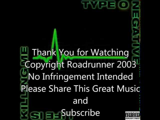 Type O Negative - Life is Killing Me (2003) Full Album Extended Edition