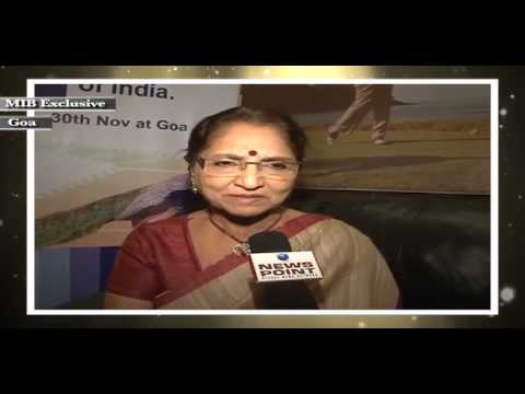 An Interview With Sarita Joshi, Actress video