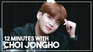 12 minutes with choi jongho