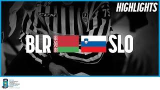 Беларусь : Словения