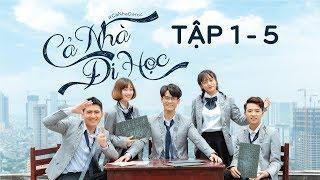 Cả Nhà Đi Học TẬP 1-5 - Official | Phim Học Đường - Hoán Đổi  - Gia Đình 2018
