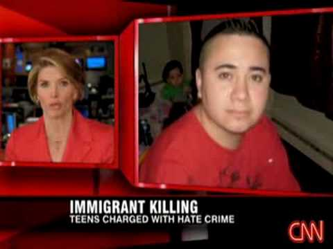 Shenandoah Immigrant Killing (CNN Newsroom - August 3, 2008)