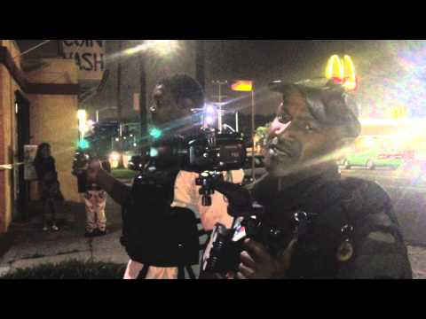 A Million Hits Shooting On Fig. and 113th. St. By Mason Knight333 Ent 2013