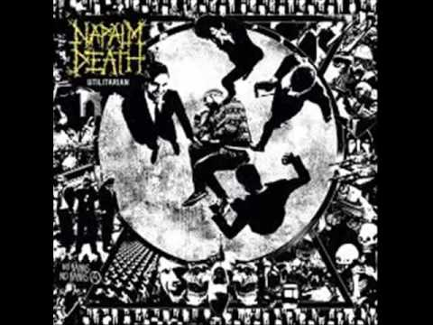 Napalm Death - Errors In The Signals