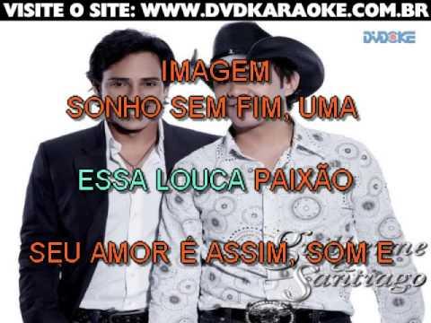 Guilherme & Santiago   Som E Imagem