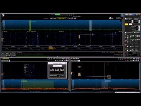 SHANGHAI COASTAL RADIO (XSG) on 8806 - Voice transmission
