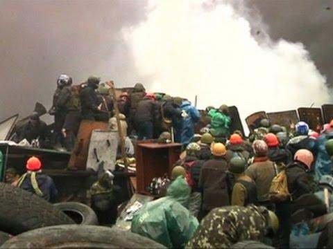 Ukraine truce explodes into worst bloodshed yet
