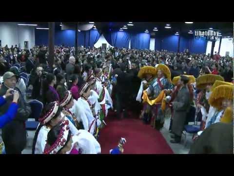Dr. Lobsang Sangay Tibetan PM visit Toronto_25Feb2012.mov