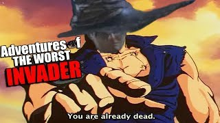 Dark Souls 3 PvP: Adventures Of The Worst Invader - Dark Souls Is Anime!