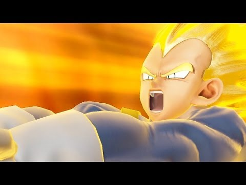 J-Stars Victory Vs : Vegeta Vs Sasuke Uchiha Gameplay【FULL HD 1080P】