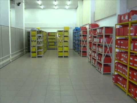 Vídeo de apresentação do Processo de Digitalizacao da PURN...