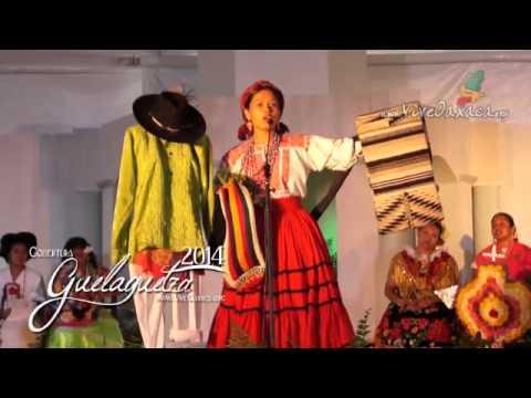 Guelaguetza 2014: Certamen Diosa Centéotl 2014 (2da Etapa)