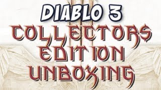 Yogscast - Diablo III_ Collector's Edition Unboxing