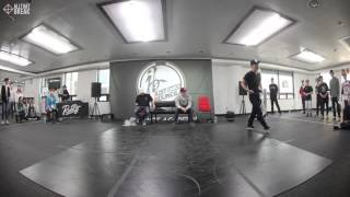 BAEK (Extreme Crew) - Judge Show / B.I.S 2015 Korea Elimination / Allthatbreak.com