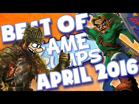 BEST OF Game Grumps - Apr. 2016