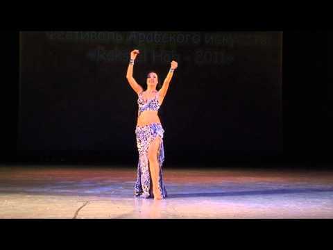 Aida. Baladi & Drum Solo