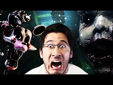 Random Horror Reaction Compilation #10: Five Nights at Freddy's, SOMA, Layers of Fear