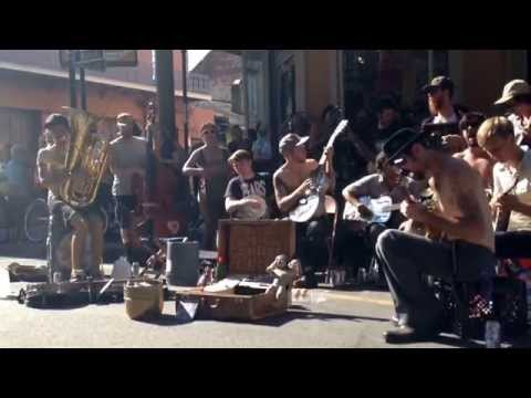 New Orleans Royal Street Music