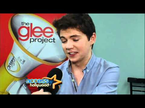 Damian McGinty Talks Playing Rory On Glee