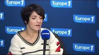 """Florence Foresti - """"Le prince charmant c'est de la connerie"""" - Europe 1"""