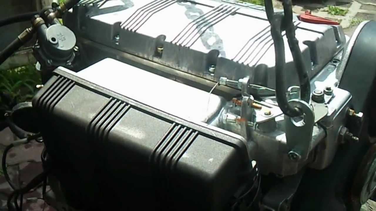 Lombardini Ldw 1204 B2 Focs Diesel Youtube