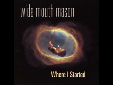 Wide Mouth Mason - Sugarcane