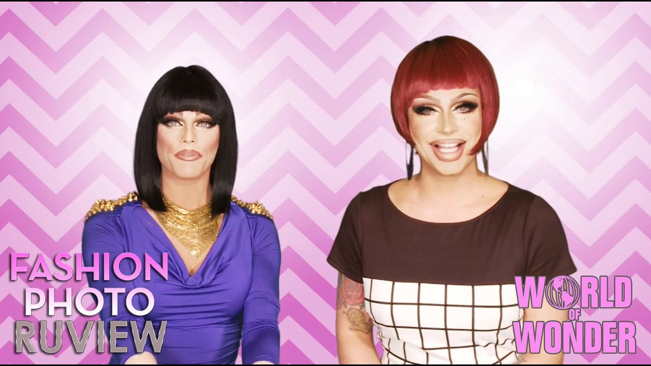 Rupaul's Drag Race Fashion Photo Ruview RuPaul s Drag Race Fashion