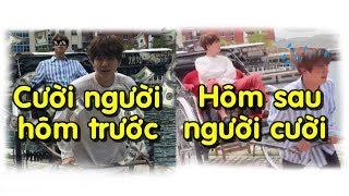 [BTS funny moments #23] Cười người hôm trước, hôm sau người cười =)))))